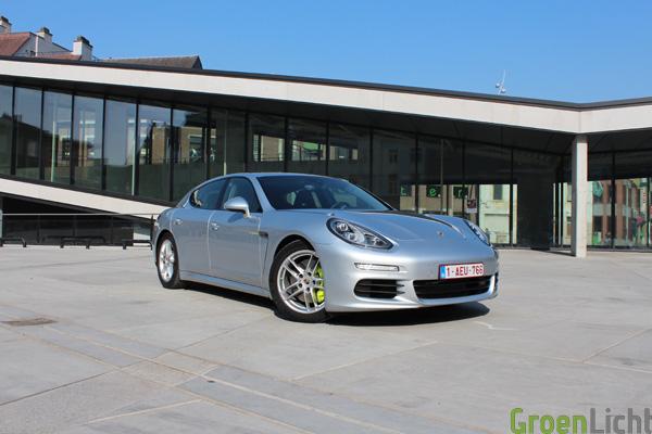 Porsche Panamera S-E Hybrid - Rijtest 04