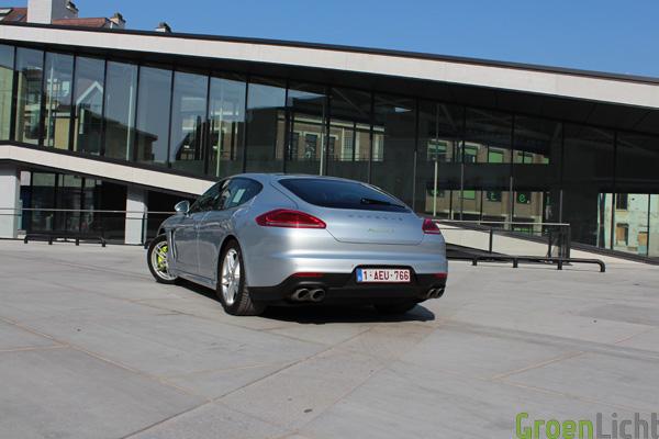 Porsche Panamera S-E Hybrid - Rijtest 05