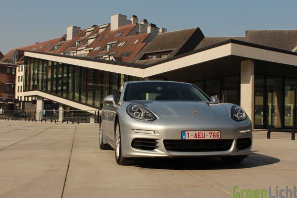 Porsche Panamera S-E Hybrid - Rijtest 18