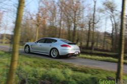 Porsche Panamera S-E Hybrid - Rijtest 41
