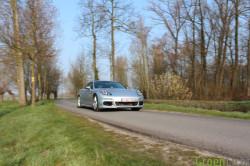 Porsche Panamera S-E Hybrid - Rijtest 42