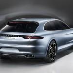 Porsche Panamera Sport Turismo 4