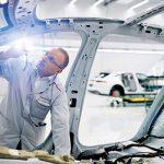 Productie Porsche Panamera Sport Turismo (voorzichtig) van start