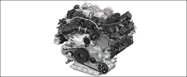 Porsche bouwt nieuwe 4.0-liter V8 biturbo [550 pk / 770 Nm]