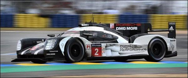 Porsche wint - opnieuw - Le Mans 2016!