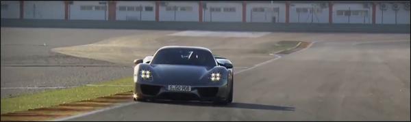 Porsche918SpyderVideo