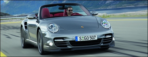 Nieuwe Porsche 911 Turbo 2009-2010