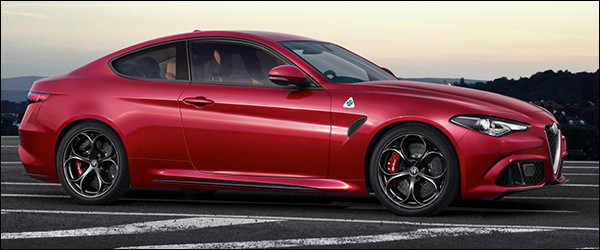 Preview: Alfa Romeo Giulia Coupé
