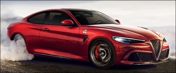 Preview: Alfa Romeo Giulia Coupe / Giulia GTV (2019)