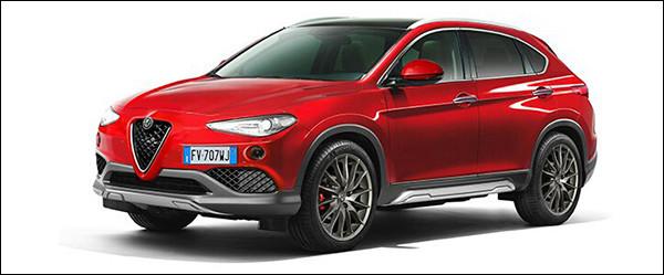 Alfa Romeo SUV komt eind 2016 [Stelvio]