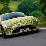 Preview: Aston Martin V8 Vantage (2017)