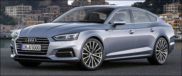 Preview: Audi A5 Sportback (2017)