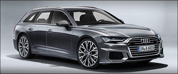 Preview: Audi A6 Avant C8 (2018)