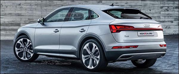 Komt er een Audi Q5 Sportback?