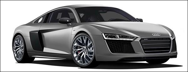 Nieuwe Audi R8 + R8 e-tron staat in Genève!