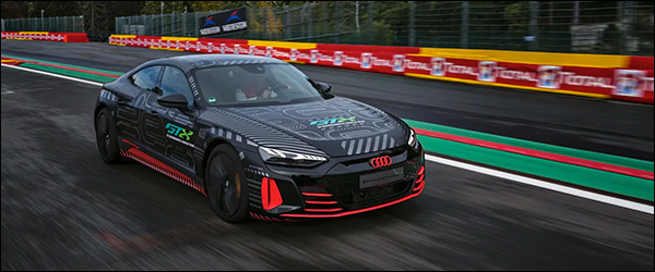 Preview: Audi RS e-tron GT (2020)