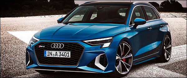 Preview: Audi RS3 Sportback (2021)