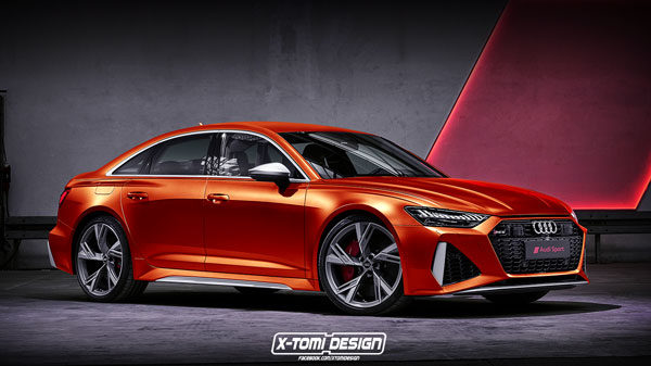 Preview: Audi RS6 Berline (2021)