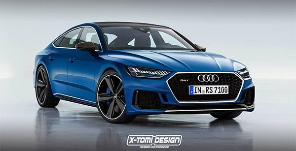 Preview: Audi RS7 Sportback (2018)