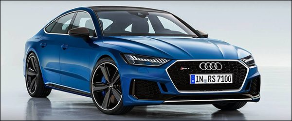 preview audi rs7 sportback 2018. Black Bedroom Furniture Sets. Home Design Ideas