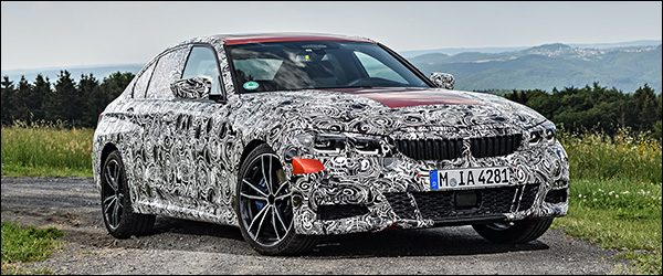 Preview: BMW 3-Reeks Berline G02 (2018)