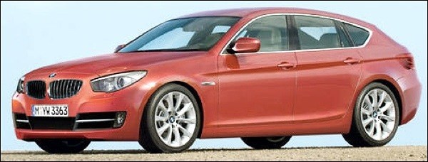 Preview BMW 3-Reeks GT 2013