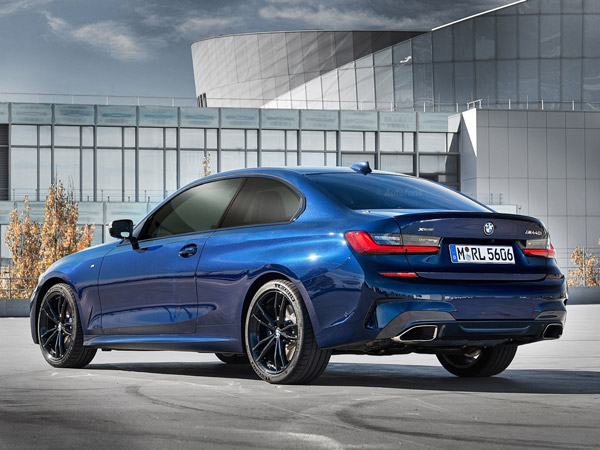 Preview: BMW 4 Reeks Coupe (2020)