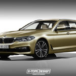 Preview: BMW 5-Reeks Touring / Gran Turismo (2017)