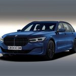 Preview: BMW 7-Reeks M7 Touring (2020)