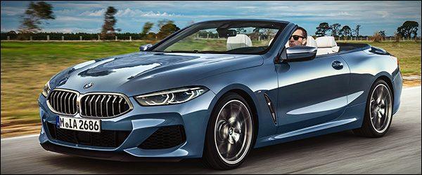 Preview: BMW 8-Reeks Cabrio (2019)