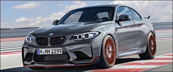 Preview: BMW M2 CS / CSL (2018)
