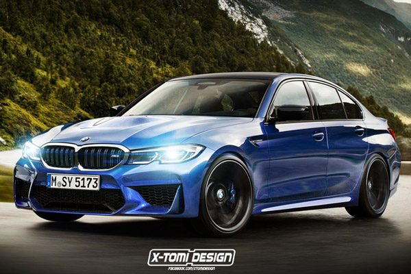 Preview: BMW M3 Berline (2019)