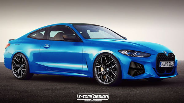 Preview: BMW M4 Coupe G82 (2021)