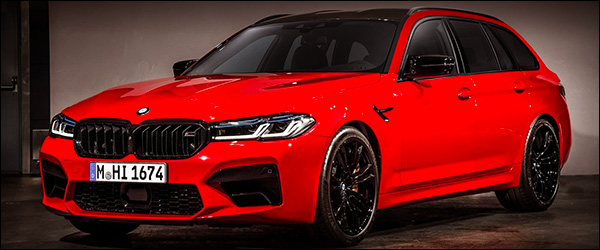 Preview: BMW M5 Touring (2020)