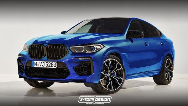 Preview: BMW X6 M (2020)