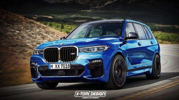 Preview: BMW X7 M (2020)