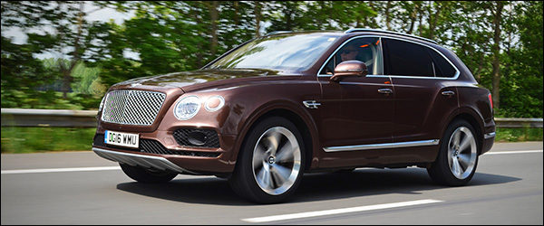 Preview: Bentley Bentayga Speed (2018)