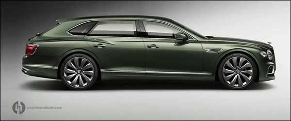 Preview: Bentley Flying Spur Break (2020)