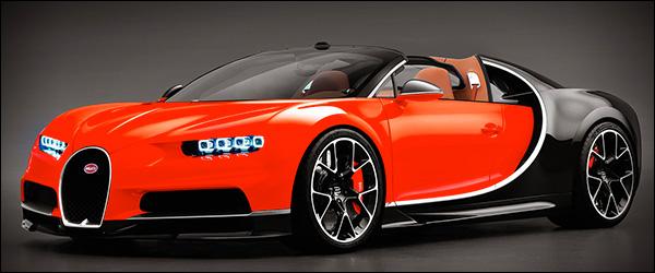 Preview: Bugatti Chiron Roadster (2020)