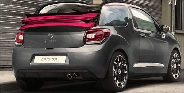 Preview Citroen DS3 Cabrio 2013