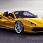 Preview: Ferrari 488 GTB Spider [488 GTS]