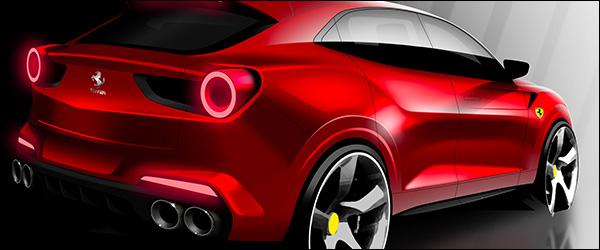 Preview: Ferrari Purosangue SUV (2021)