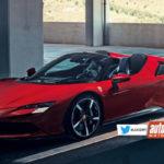 Preview: Ferrari SF90 Stradale Spider (2021)