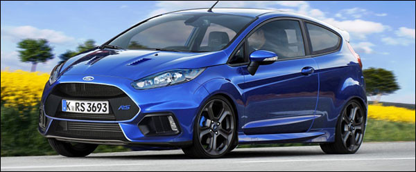 Preview: Ford Fiesta RS
