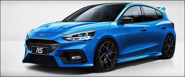 Preview: Ford Focus ST / Focus RS (2019)