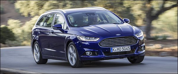 Preview: Ford Mondeo Clipper Hybrid (2019)