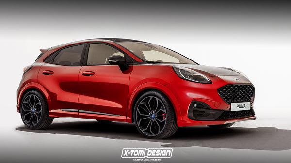 Preview: Ford Puma ST (2020)