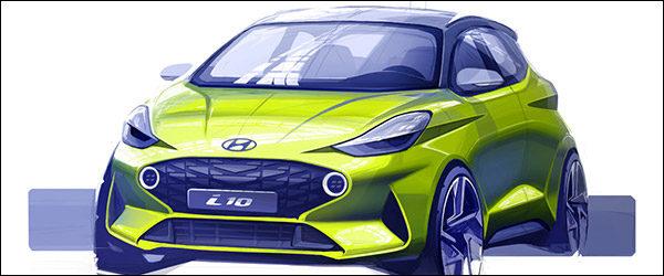 Preview: Hyundai i10 (2019)