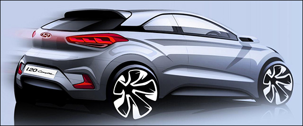 Preview: Hyundai i20 Coupé [2015]