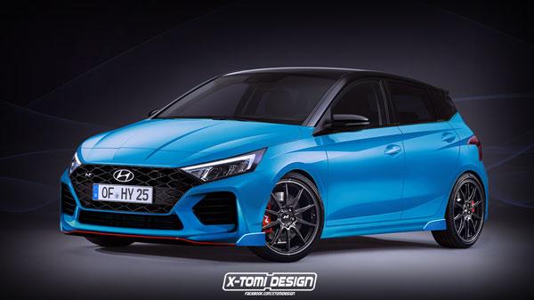 Preview: Hyundai i20 N (2021)